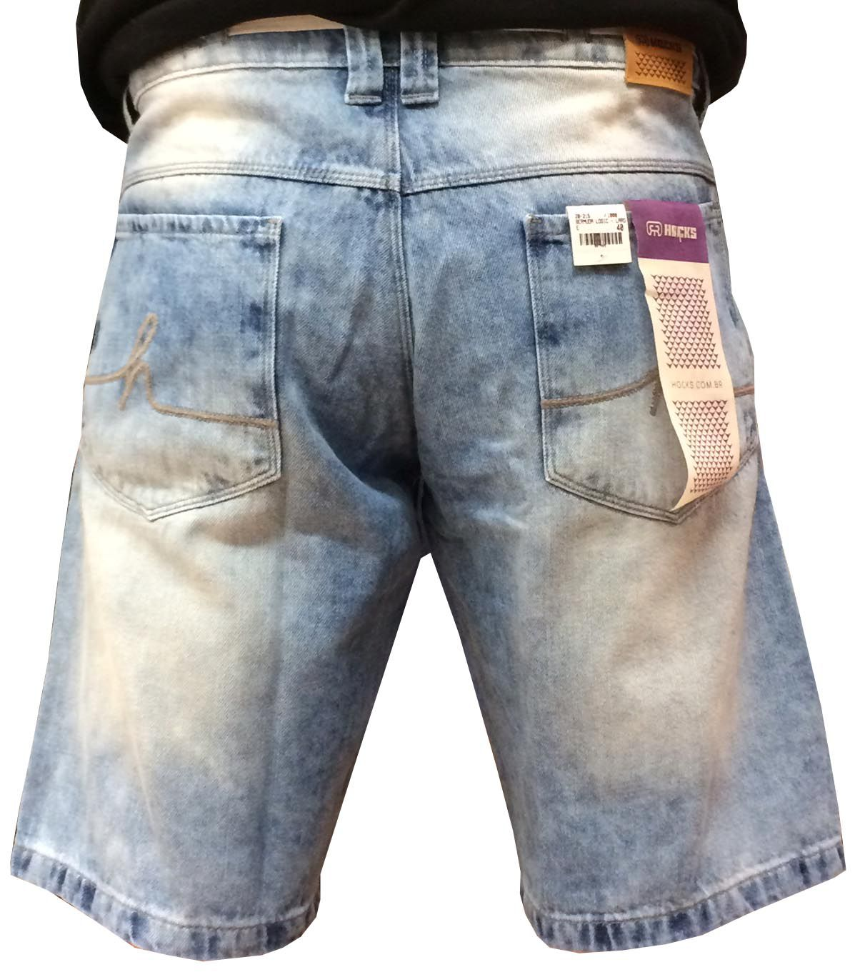 Bermuda Jeans Hocks 20-215 Masculina