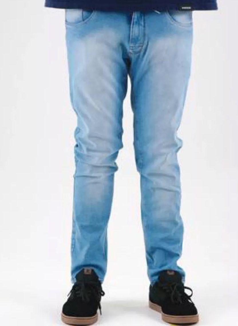 Calça Hocks 20-310 Jeans Claro Masculina Steven