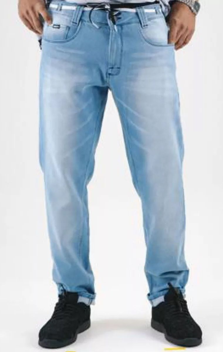 Calça Hocks 20-326 Jeans Claro Masculina Wind