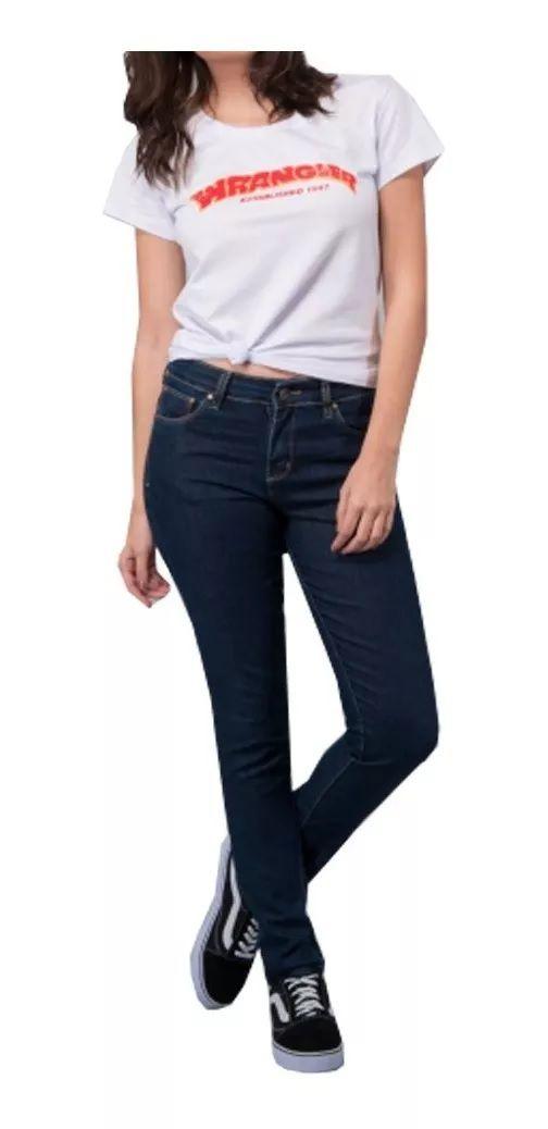 Calça Wrangler Jeans Feminina Wf3045