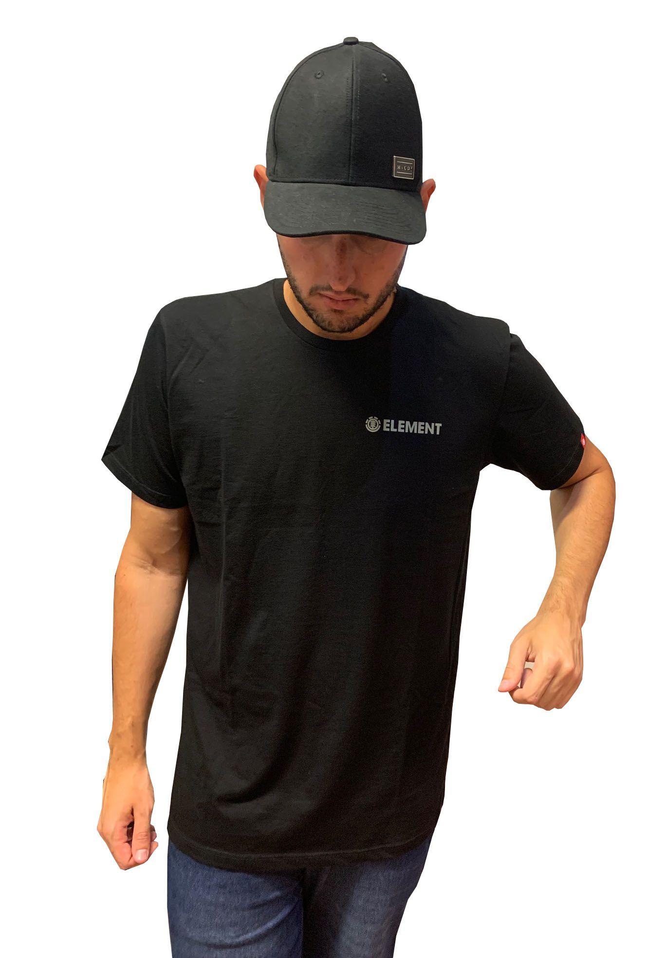 Camiseta Element Blazin Chest Masculina extra grande 47104