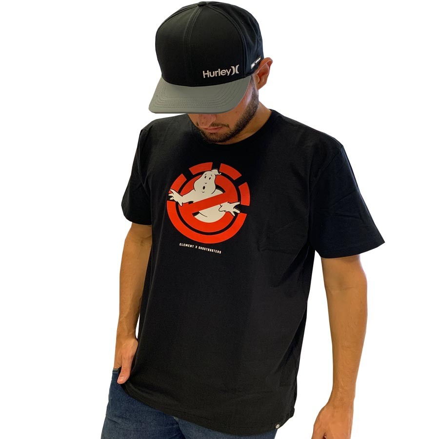 Camiseta Element Ghostbusters Masculina