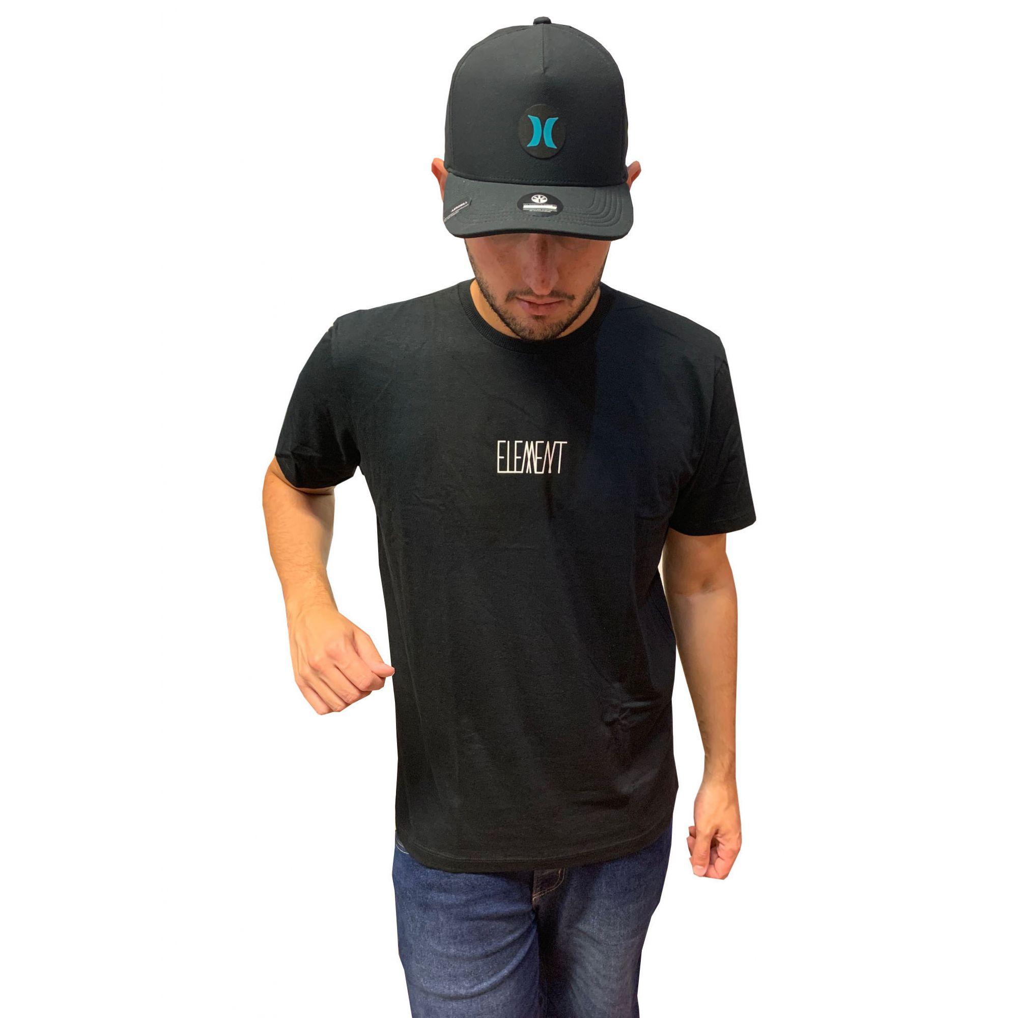 Camiseta Element Oversize Masculina 47105