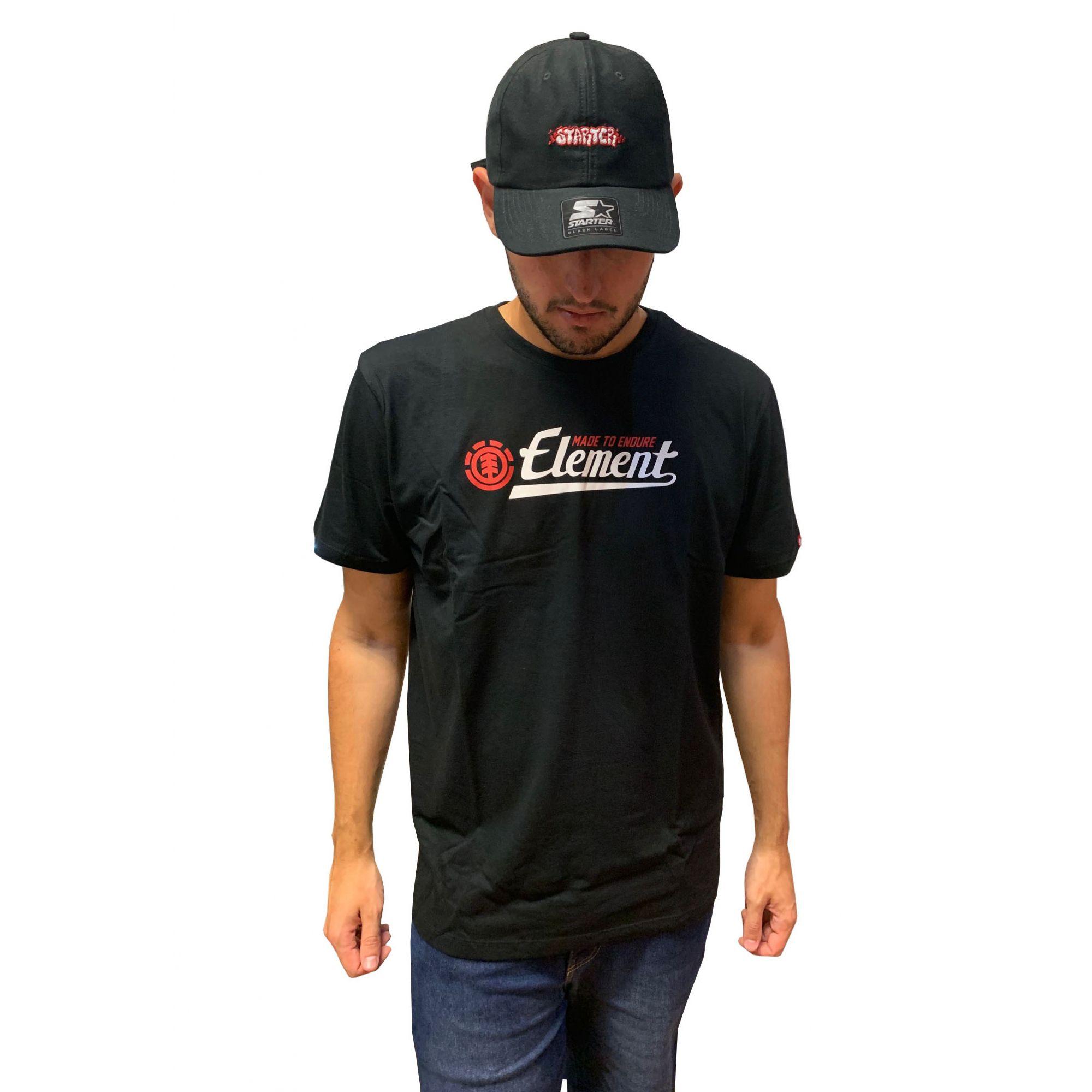 Camiseta Element Signature Masculina 50471