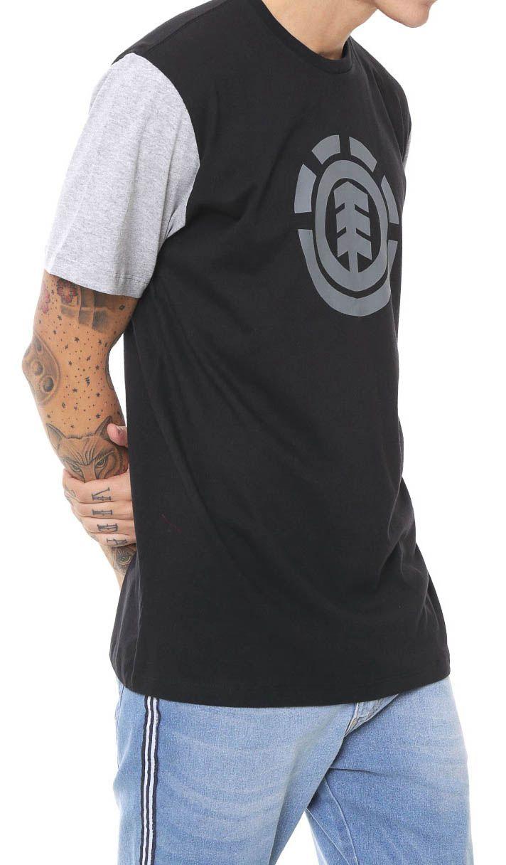 Camiseta Element Skate Block unissex