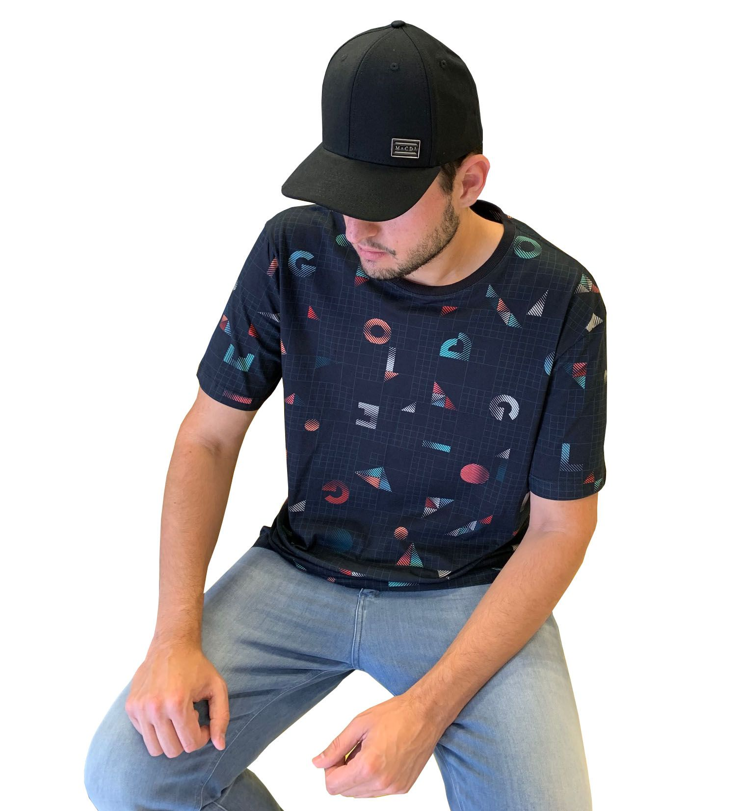 Camiseta Globe Memphis Full Masculina 22014