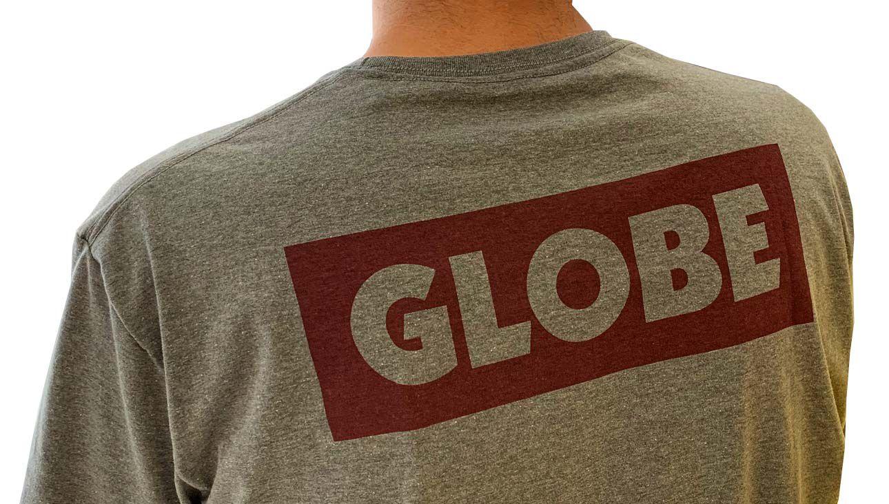 Camiseta Globe Sticker Masculina 12817