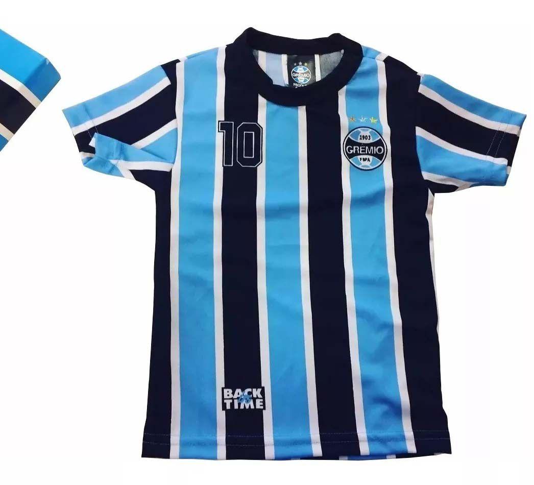 Camiseta Grêmio Infantil unissex