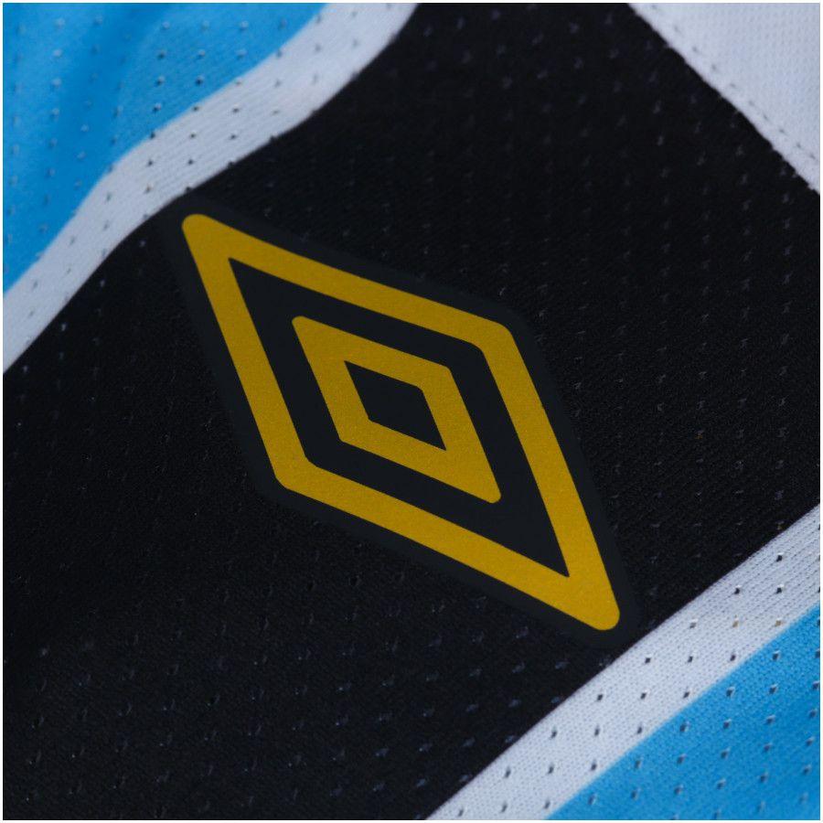 Camiseta Grêmio Umbro Oficial I 2019 Com Número 10