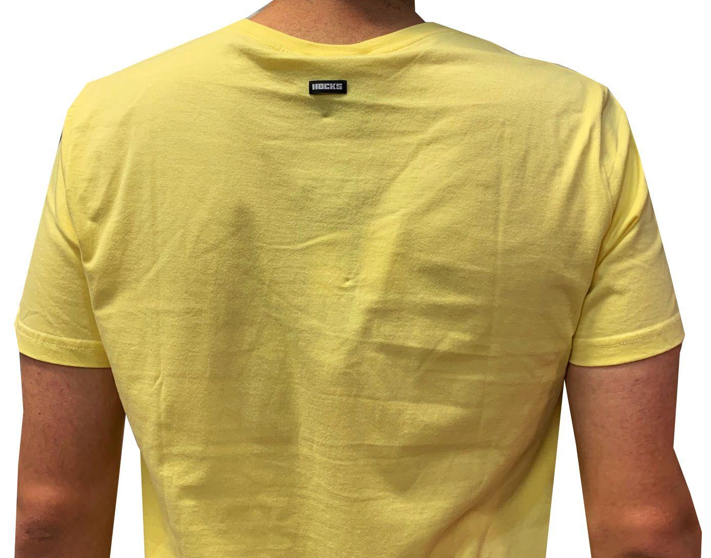 Camiseta Hocks Bezier H20004 Masculina 20004