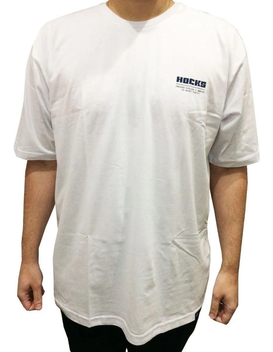 Camiseta Hocks Origem Tamanho Especial