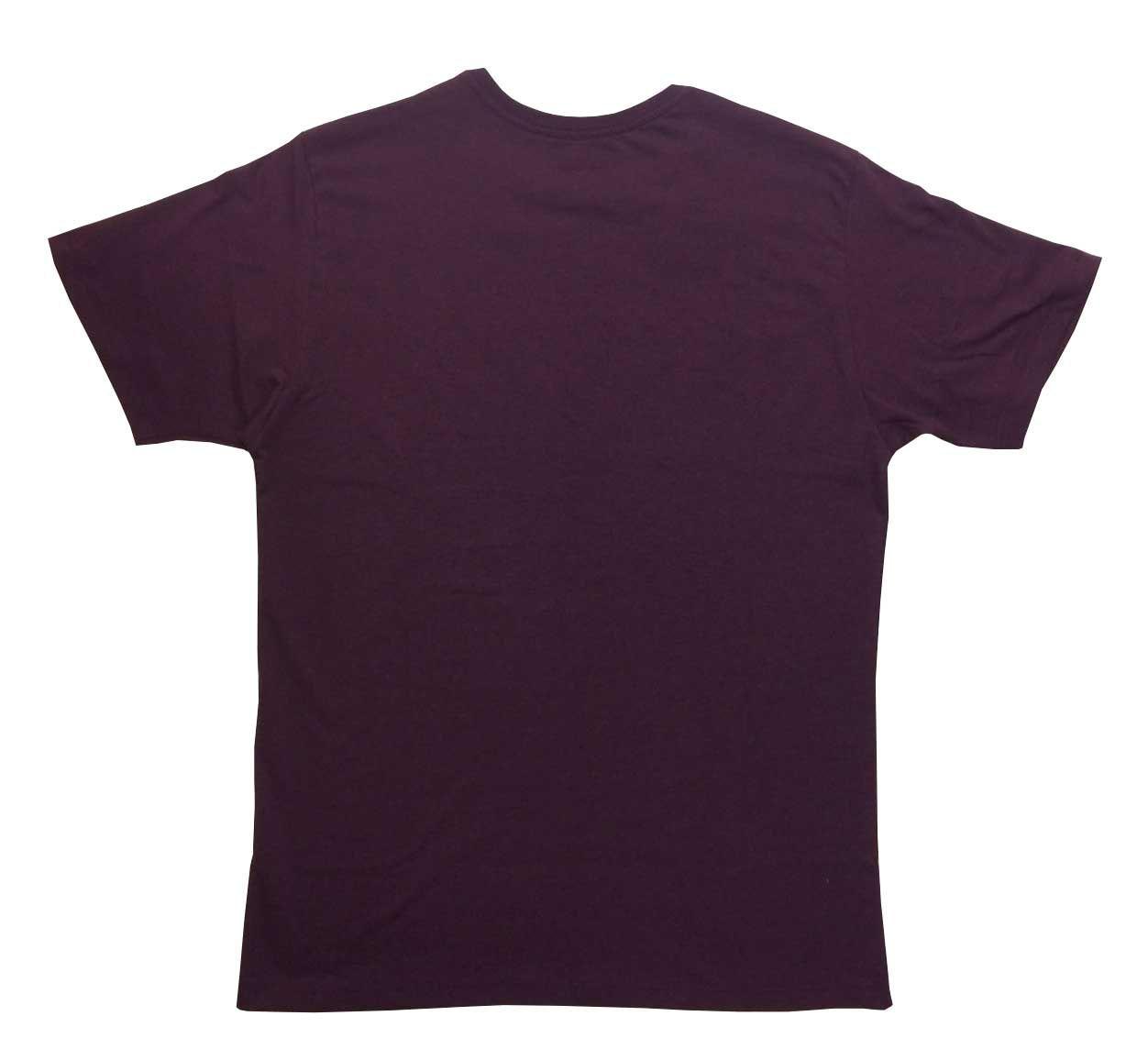 Camiseta Hurley 639005l137 Masculina Vinho