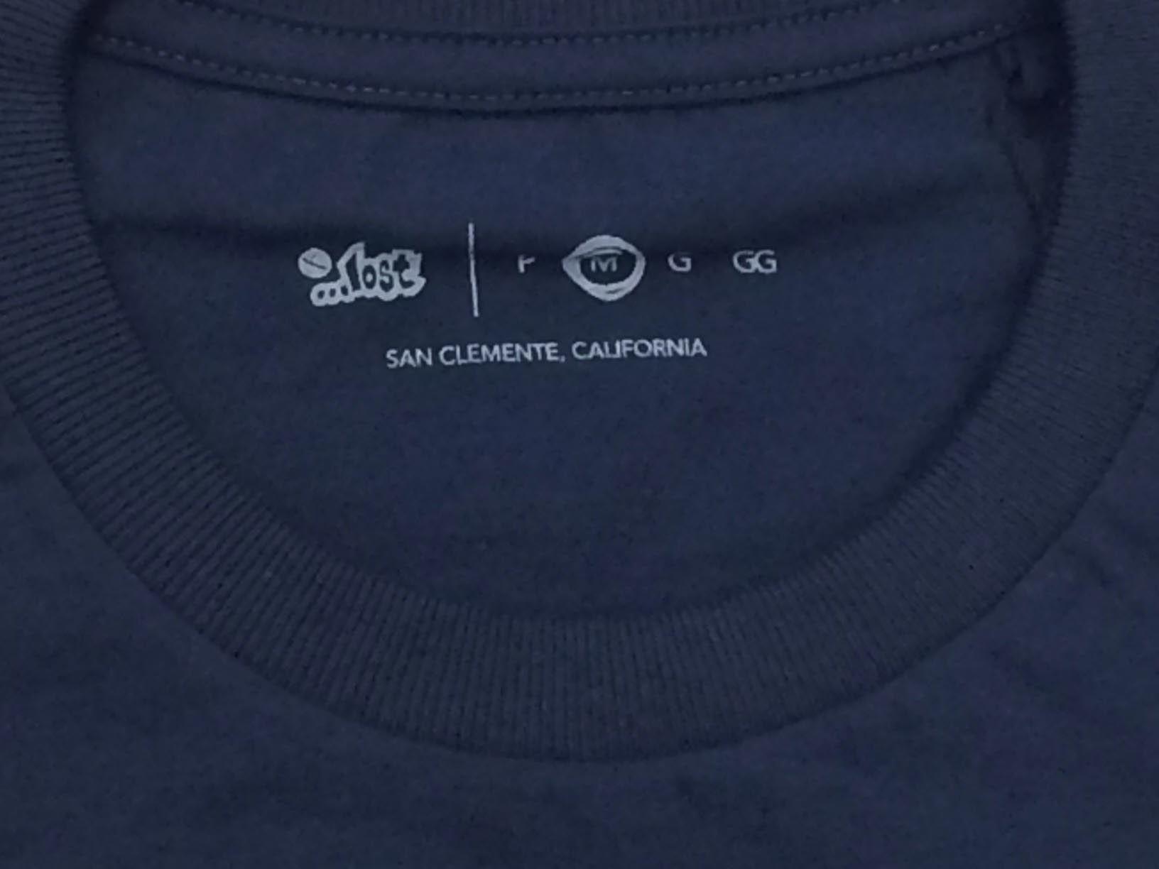 Camiseta Lost Colors 22022809