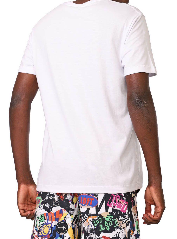 Camiseta Lost Stickers 22022833 Masculina