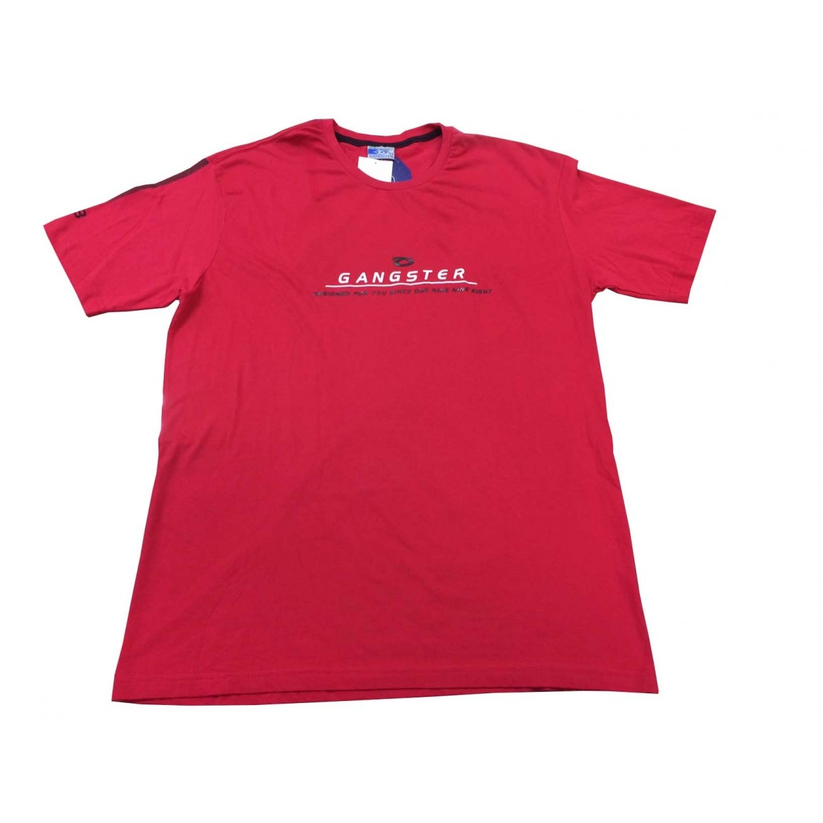 Camiseta Masculina Gangster Tamanhos Grandes G1 - G3 50018