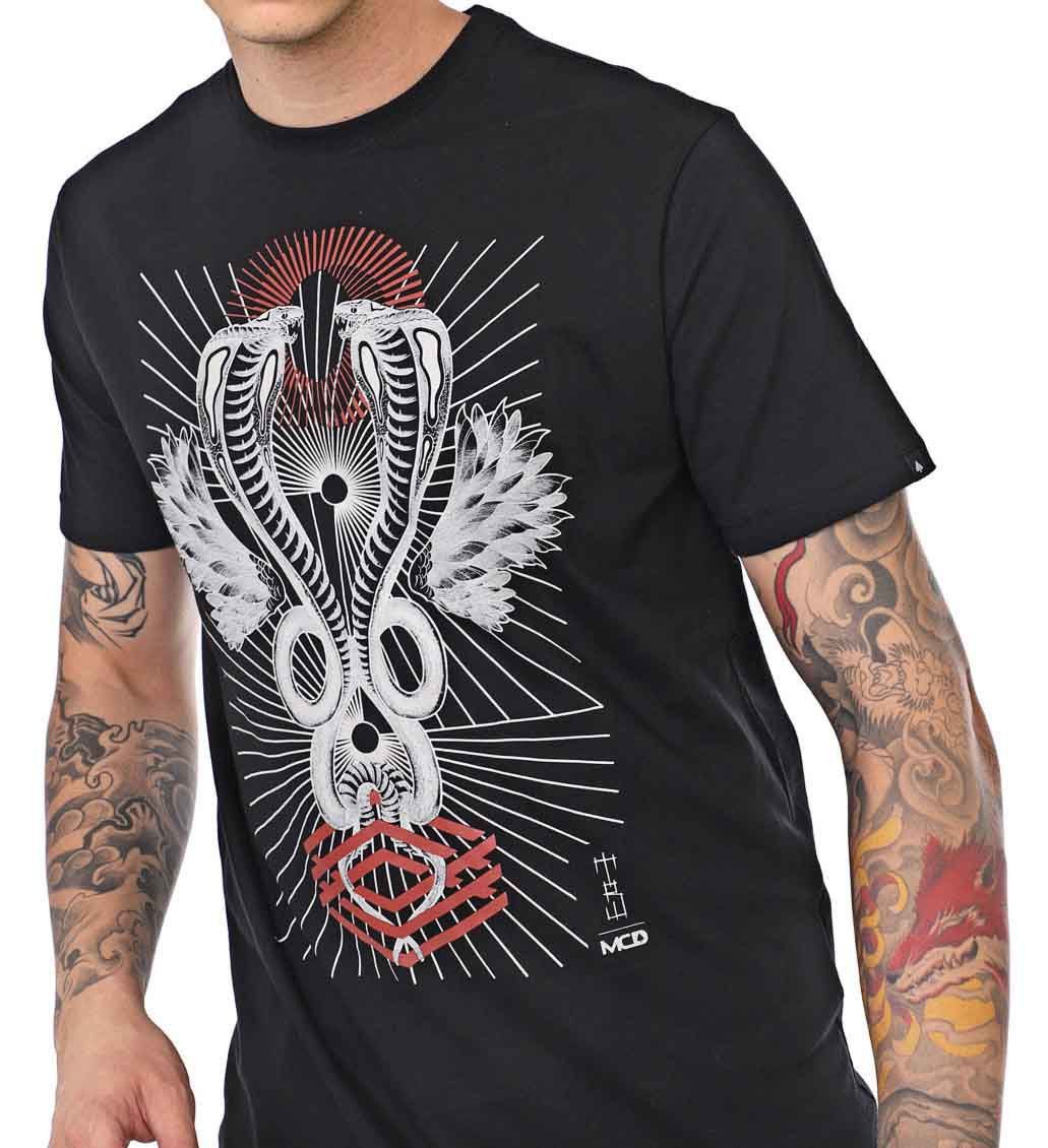 Camiseta Mcd 12022833 Masculina
