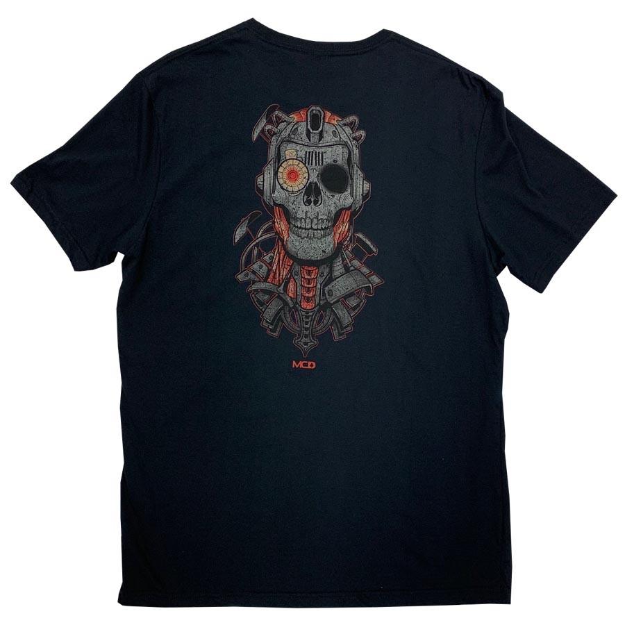 Camiseta Mcd Bio Skull 12022813 Masculina
