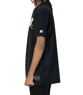 Camiseta Starter S690a Preta unissex