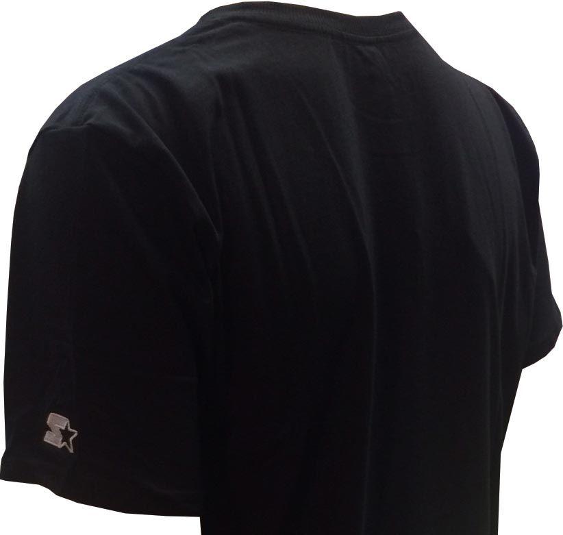 Camiseta Starter S694A Preta Unissex