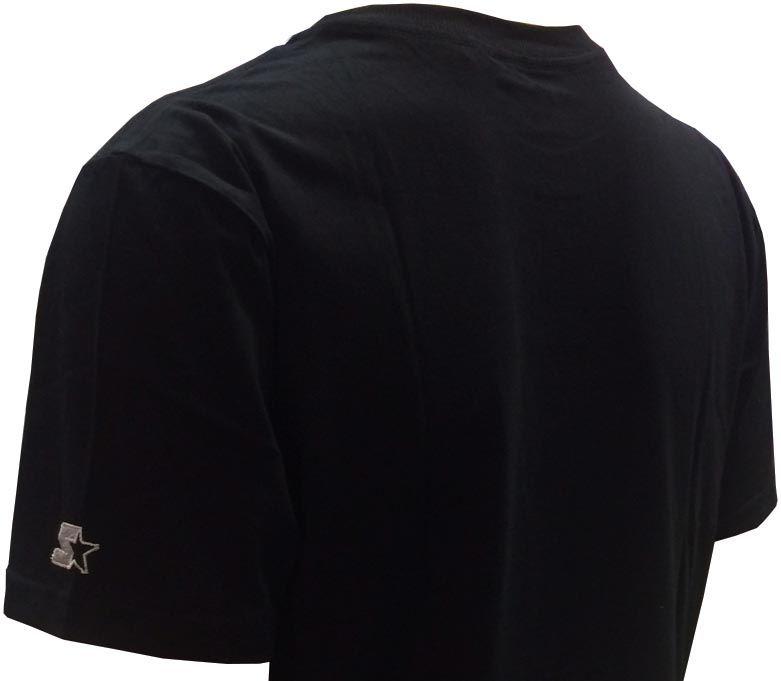 Camiseta Starter S695A Preta Unissex