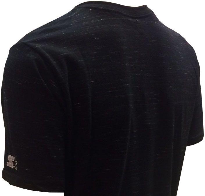 Camiseta Starter S701A Preta Unissex