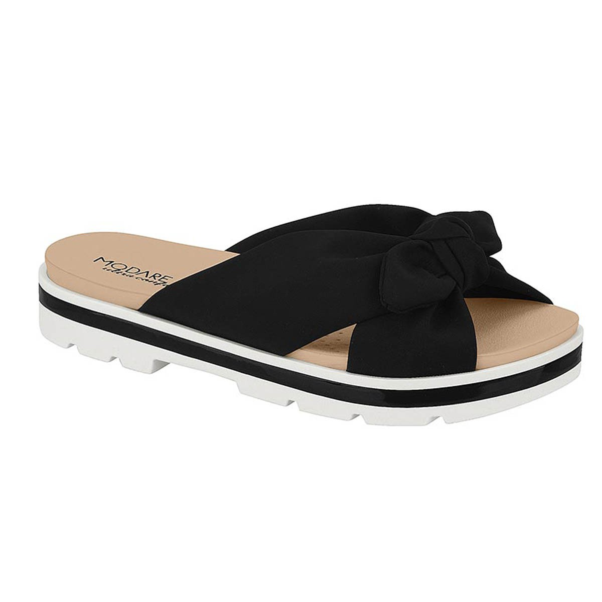 Chinelo Modare feminino com top 7132.100 Ultraconforto