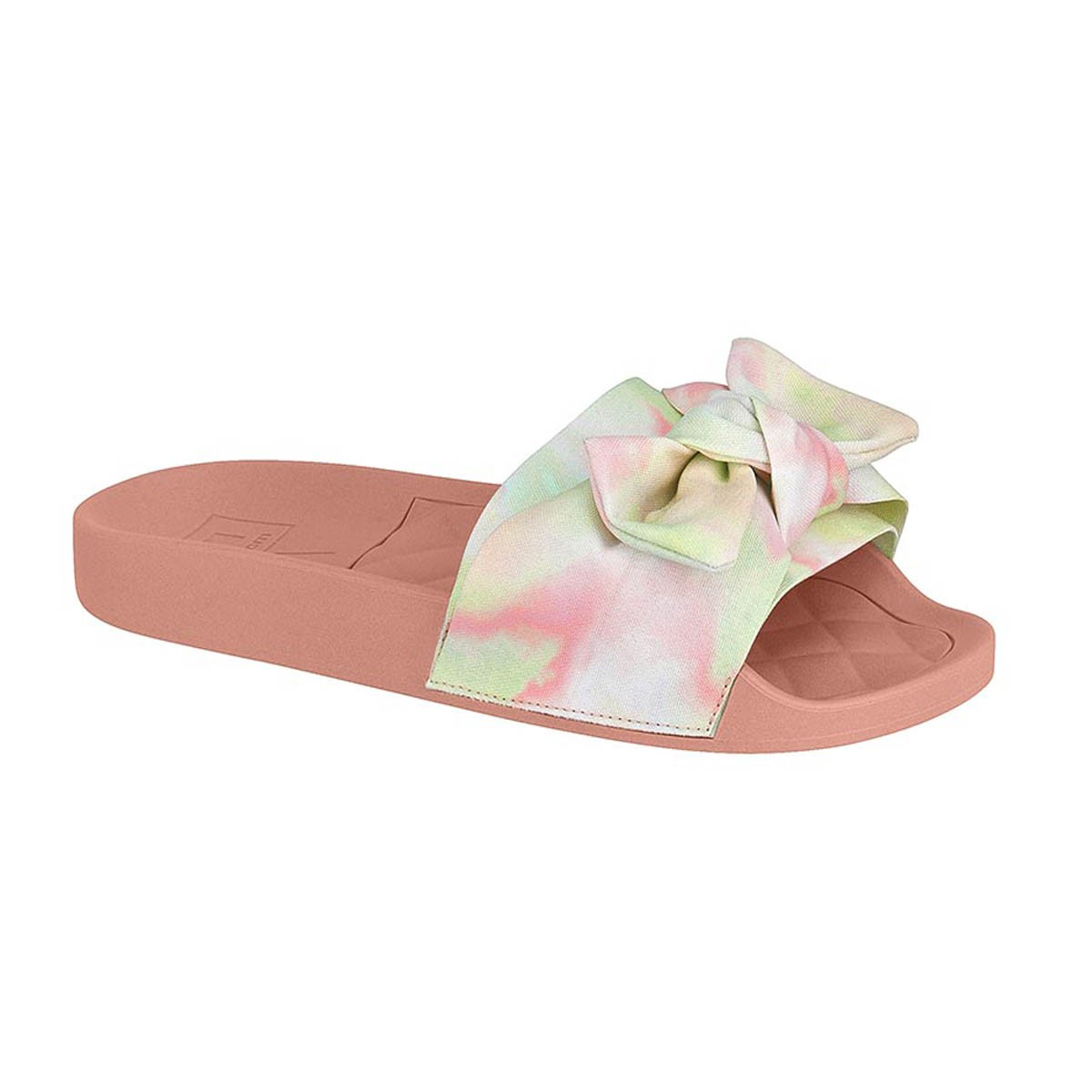Chinelo Slide Tie Dye Moleca feminino 5414.104