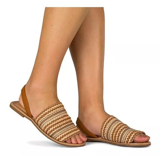 Sandália Dakota Z5312 Feminina