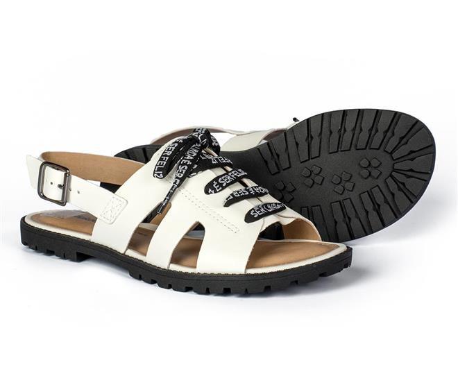 Sandália Feminina Dakota Z3694 branco