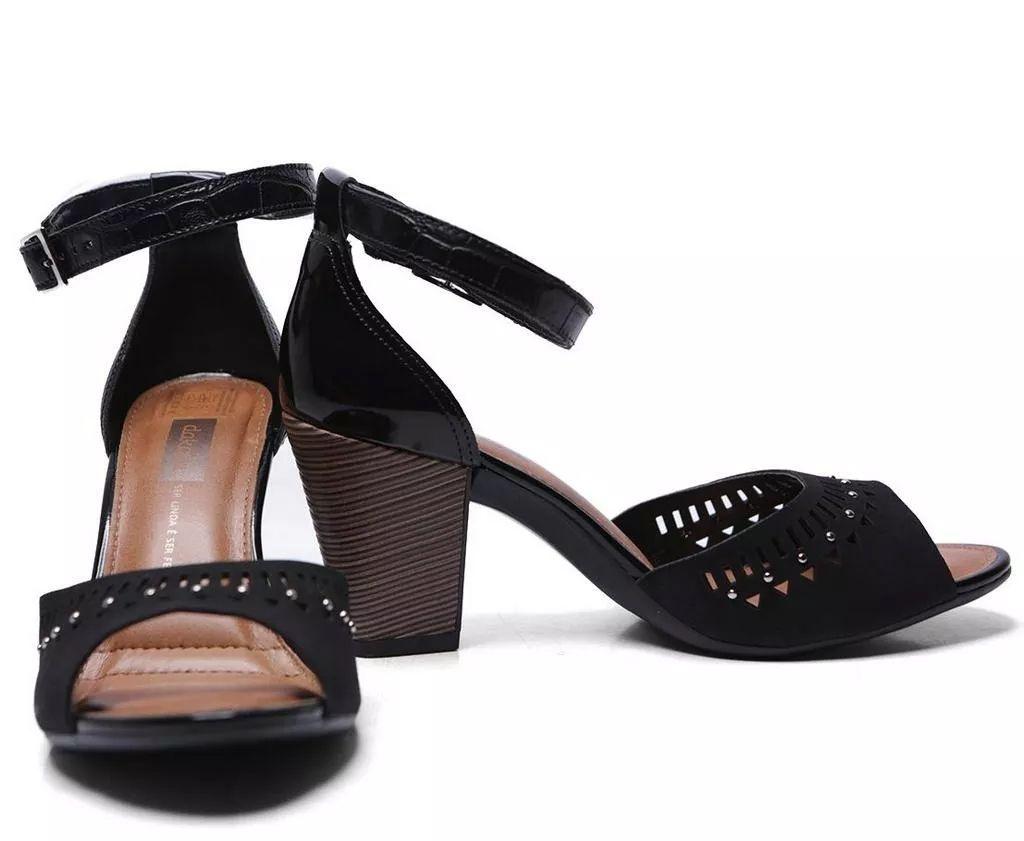 Sandália Feminina Dakota Z3762 Preto