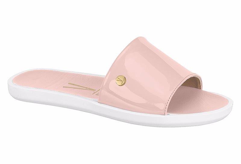 Sandália Slide Vizzano 6363.105 Feminino 16363 rosa verniz