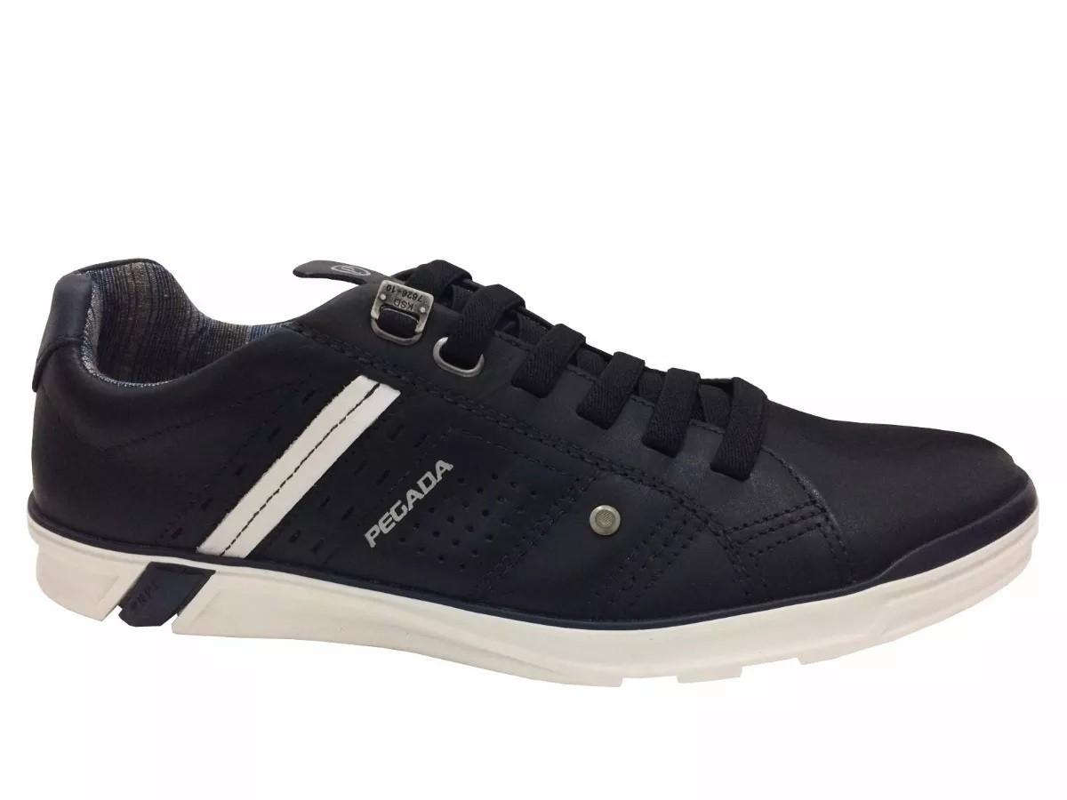 Sapato Masculino Pegada 16601-08 Couro