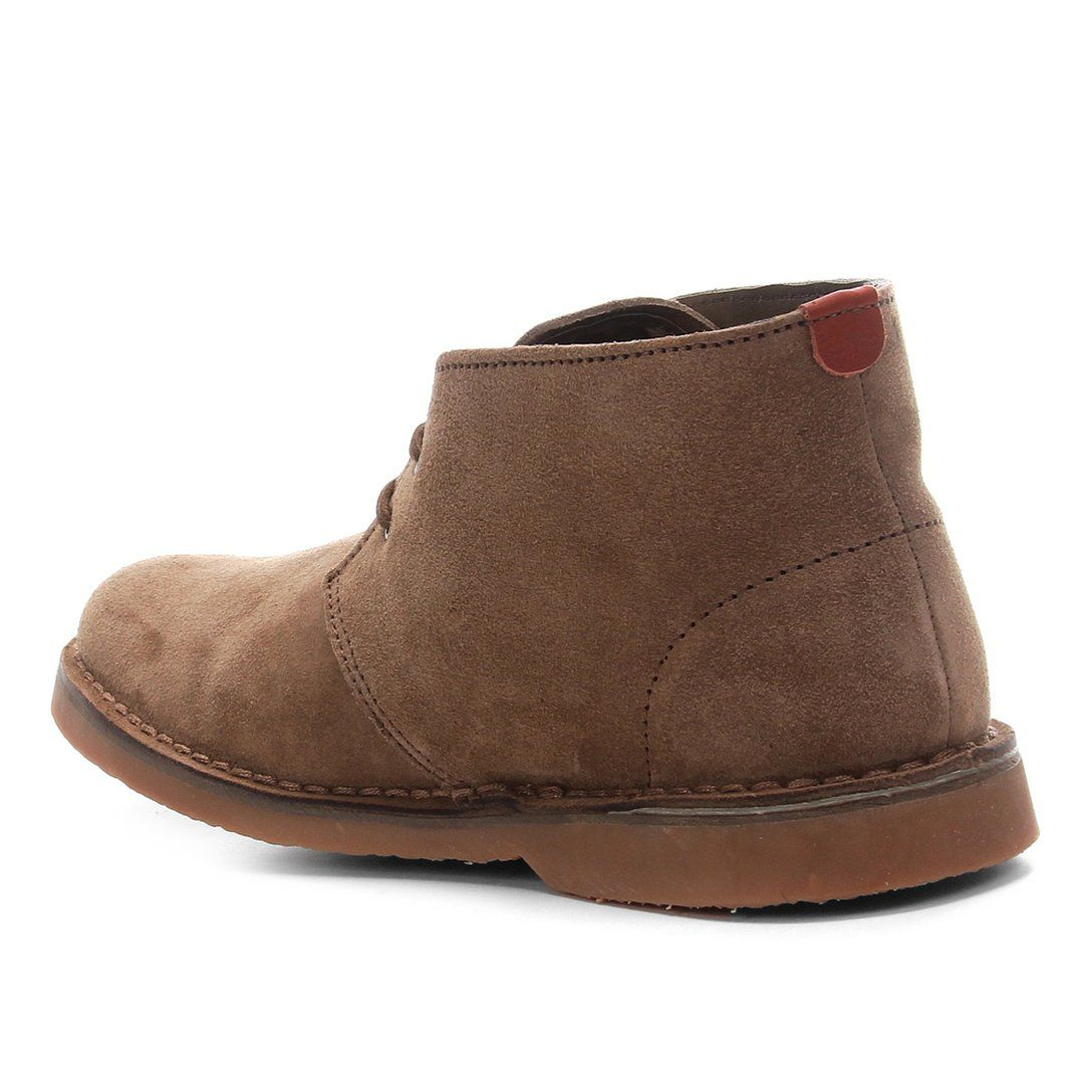 Sapato Couro Kildare Camurção  Cano Médio Masculino 1004.1100