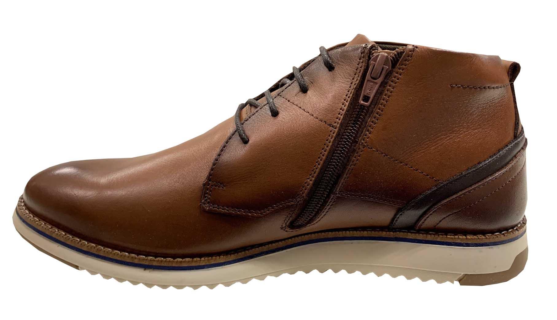 Sapato Ferricelli abotinado cano médio 54640 Masculino