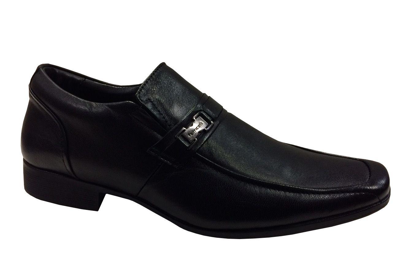 Sapato Ferricelli Social GO47410 Masculino Wave Memory