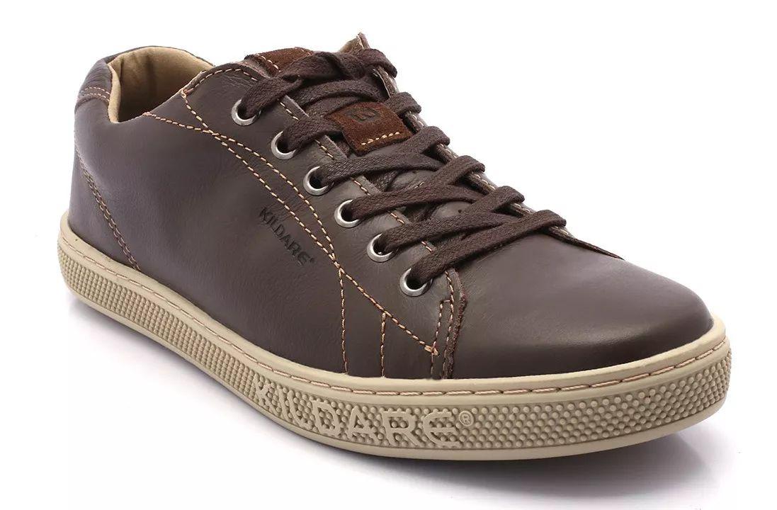 Sapato Kildare Ru211 Masculino 1003.211 MARROM