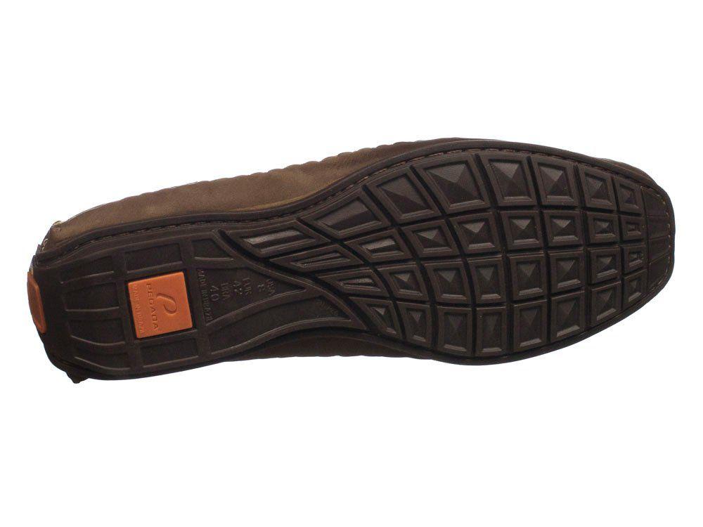 Sapato Masculino Pegada 148911 Mocassim Rato