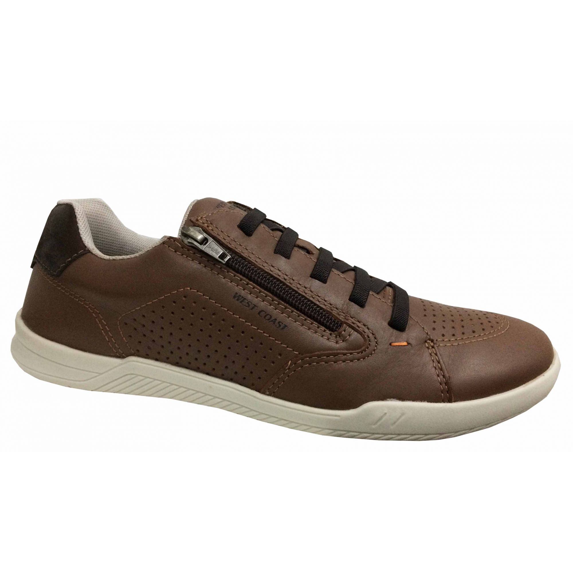 Sapato Masculino West Coast 184603cp