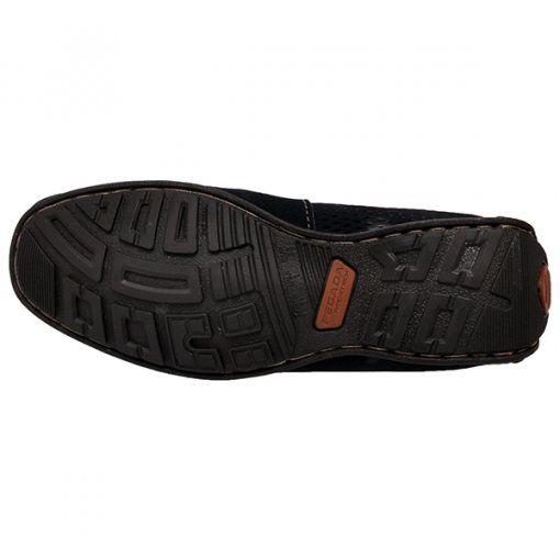 Sapato Mocassim Pegada 141001-02 Masculino