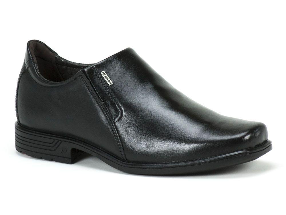 Sapato Pegada Social Masculino 22101-1 Couro