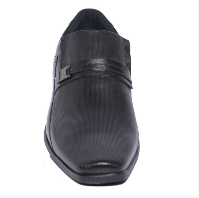 Sapato Ferracini Social Masculino 4059 Liverpool Couro