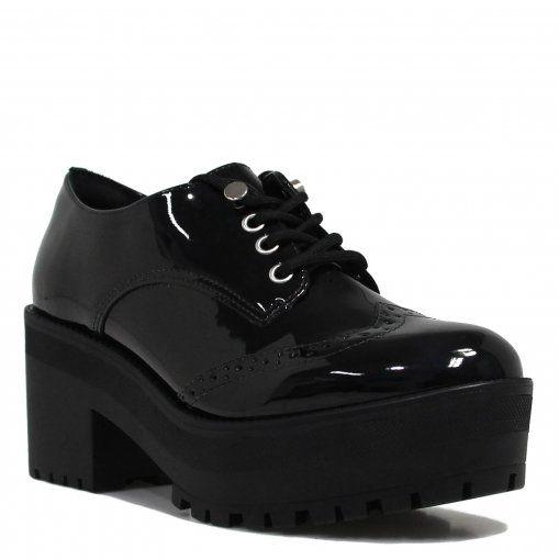 Sapato Feminino Via Marte Oxford 18-5501