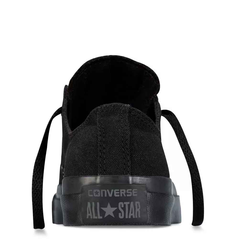 Tênis Converse All Star Monochrome Ox Preto Rock Ct446 10446