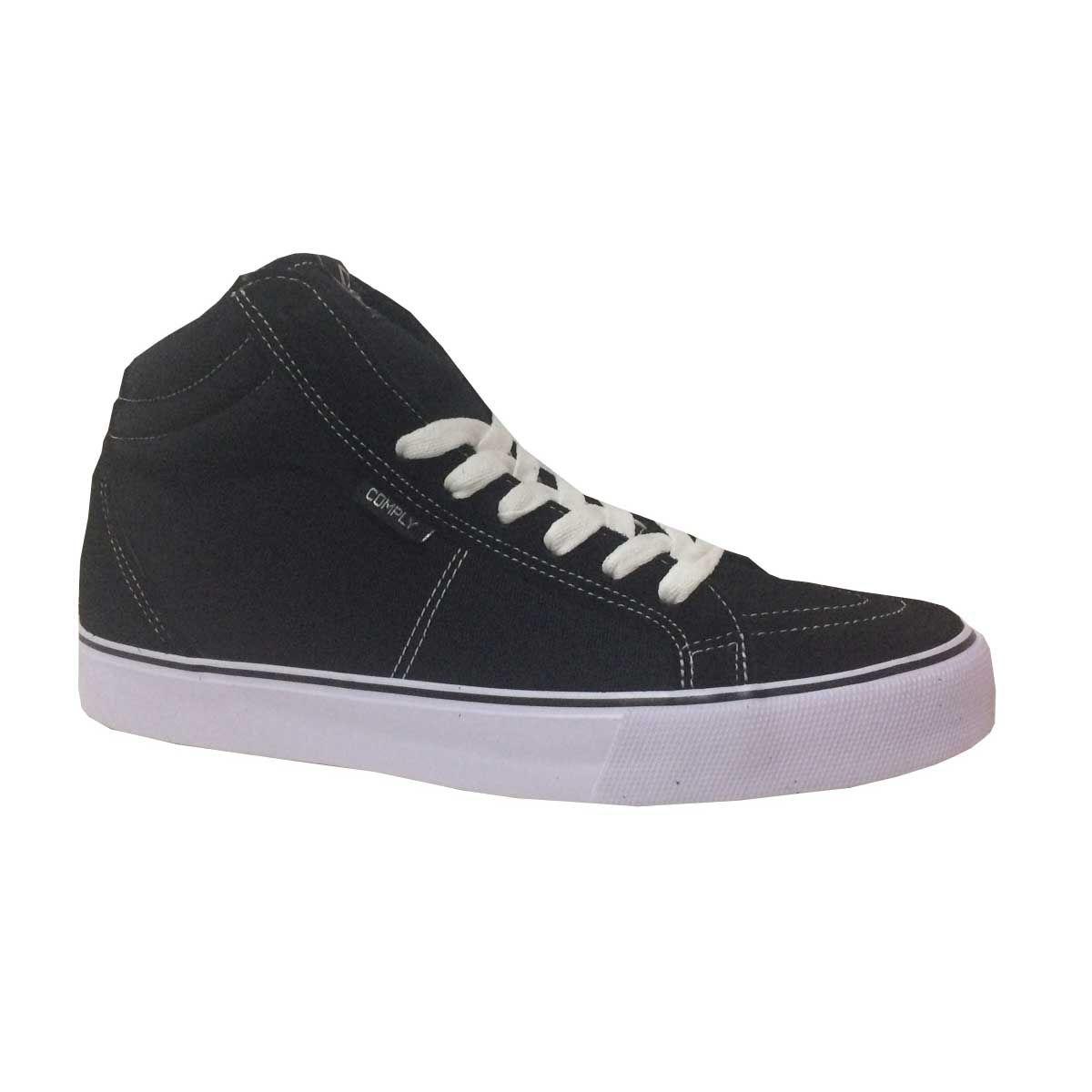 Tênis Comply skate Bota unissex 44055