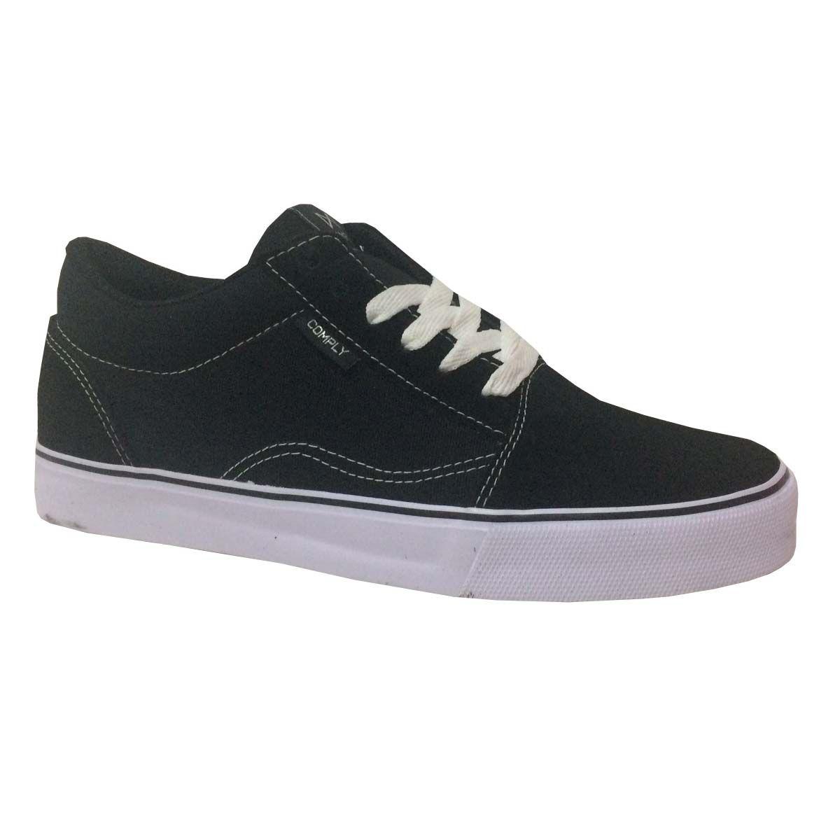 Tênis Comply skate unissex 44055