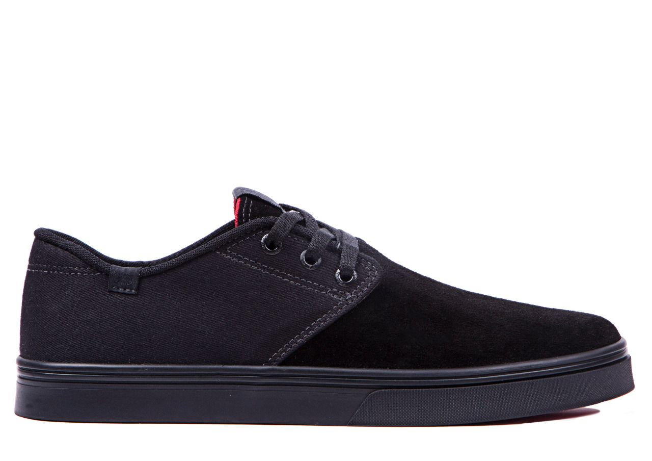 Tênis Hocks Del Mar Triple Black Preto Skate Original