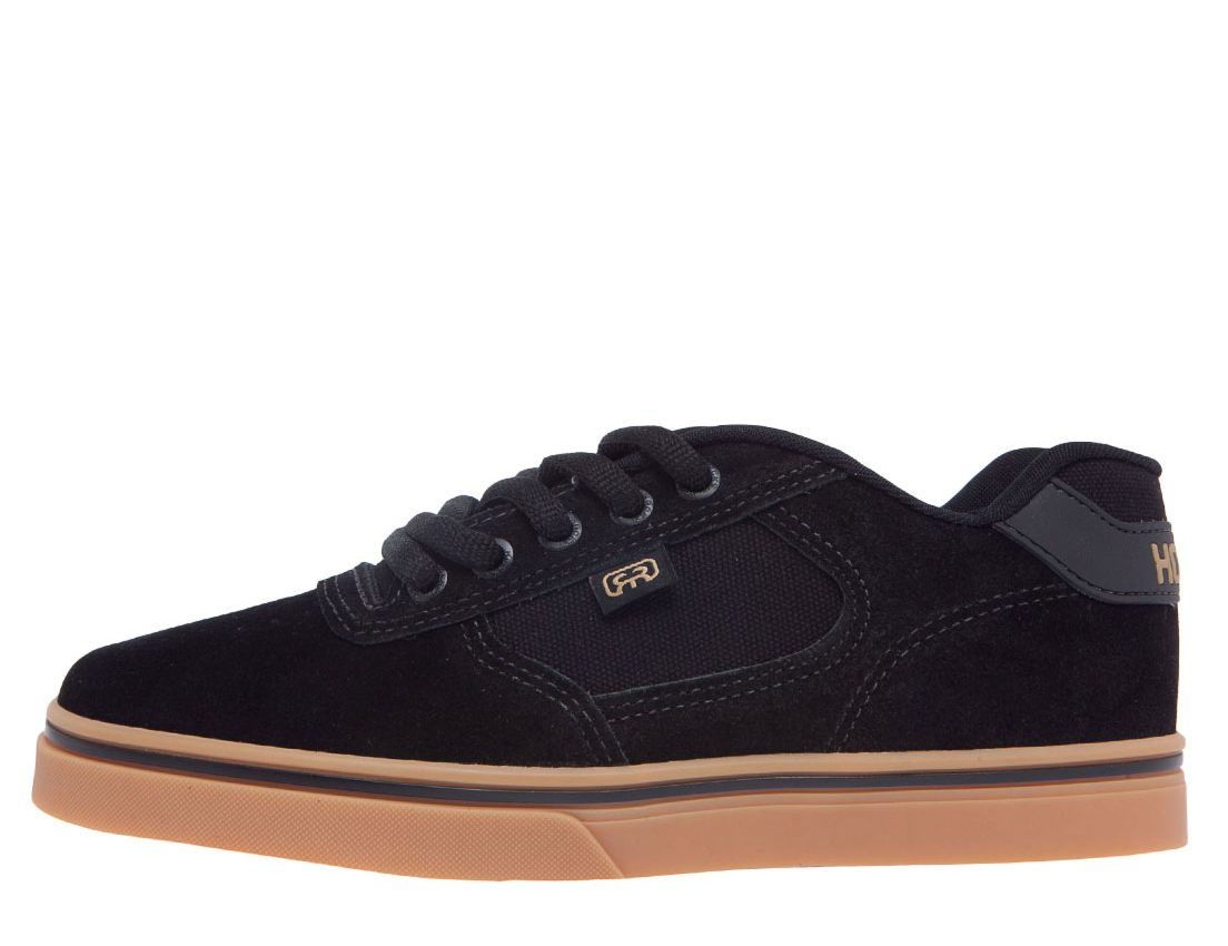 Tênis Hocks Flat Lite Preto/natural Original 12105 - Skate