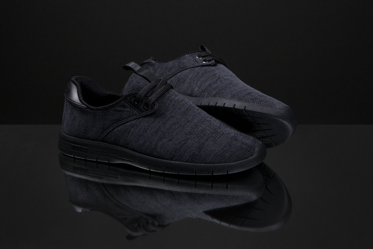 Tênis Hocks Solar X Black Preto
