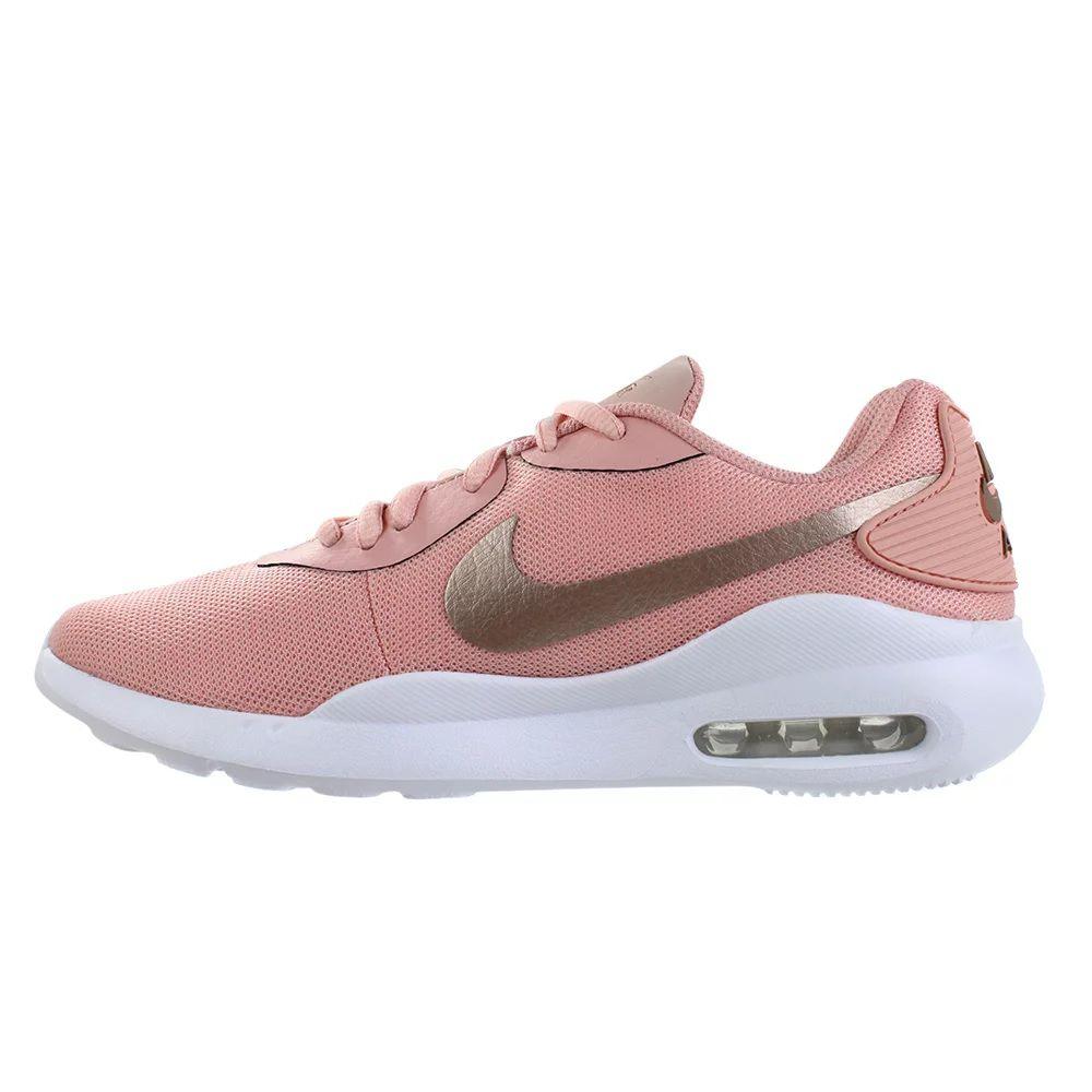 Tênis Nike Oketo Feminino Coral bronze
