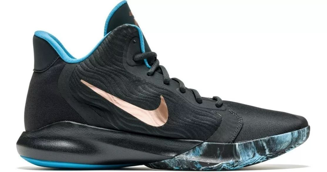 Tênis Nike Precision Iii Basquete